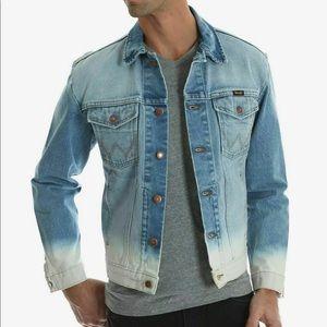 Wrangler jean Jacket size small